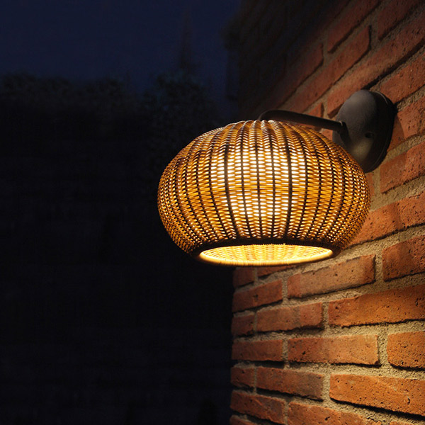 Garota A/01 Outdoor Wall Lamp
