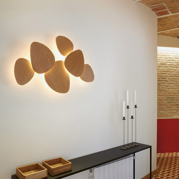 Tria Set 6 Wall Lamp