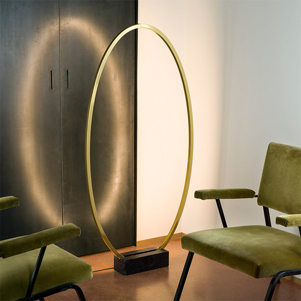 Ellisse Floor Lamp