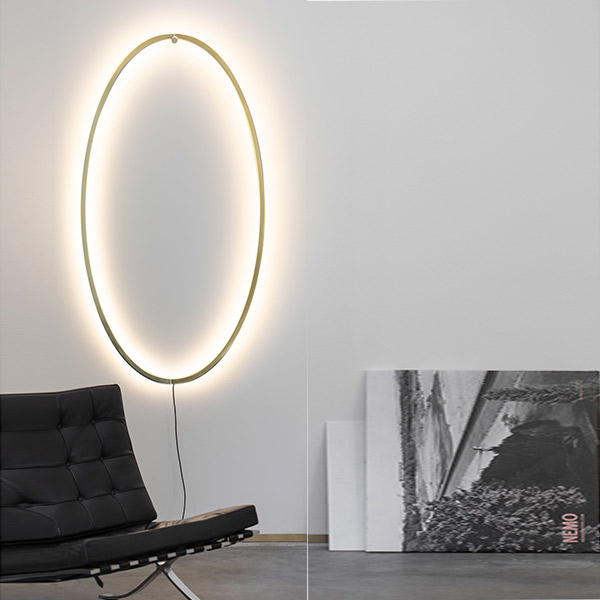 Ellisse Wall Lamp