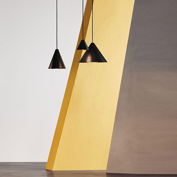 Keglen Suspension Lamp - 250