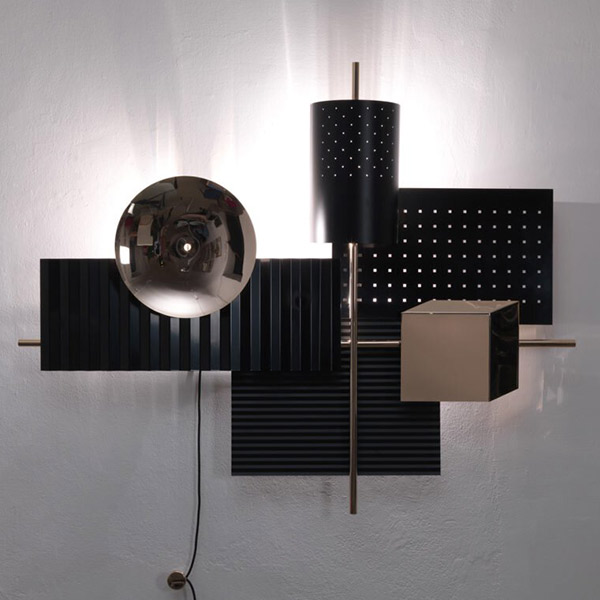 Wallie Scultura Wall Lamp