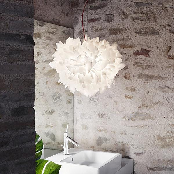 Veli Foliage Suspension Lamp Medium