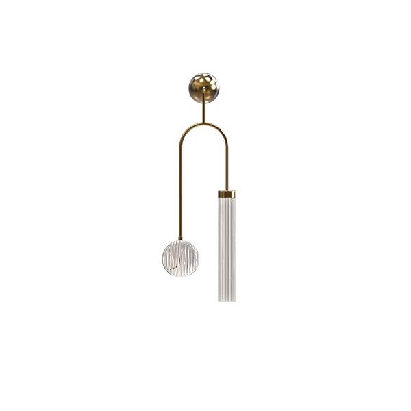 Minimal Wall Lamp - 1
