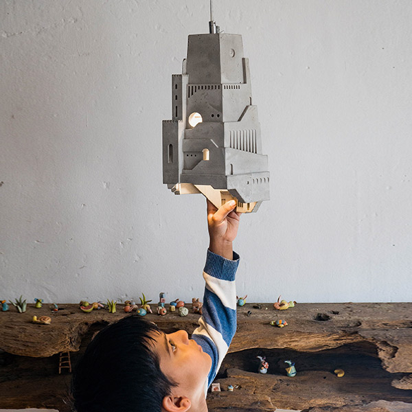 Bazaar Pendant Lamp