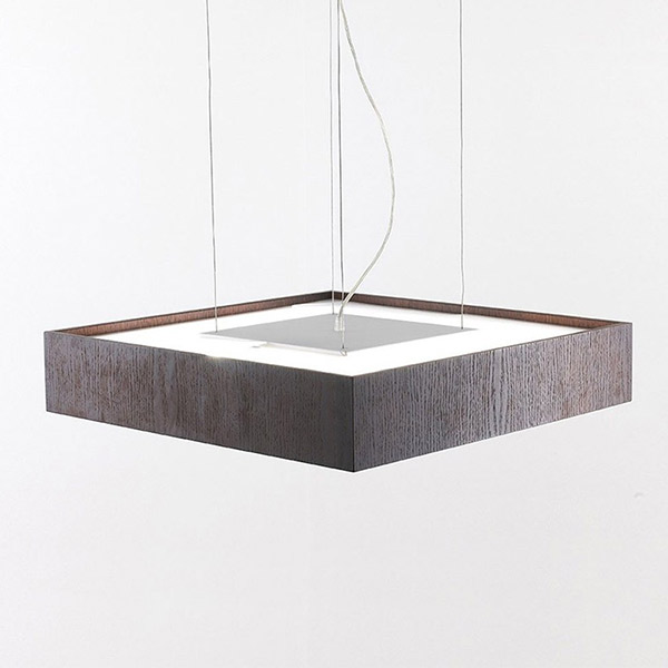 Quadrat 60 x 60 Suspension Lamp