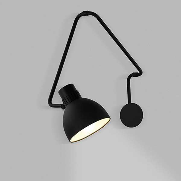 Blux System W40 Plug-In Wall Lamp