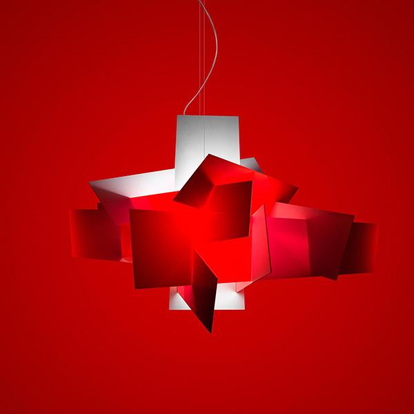 Big Bang Suspension Lamp
