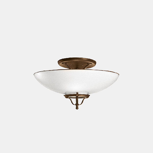 Country Ceiling Lamp - A