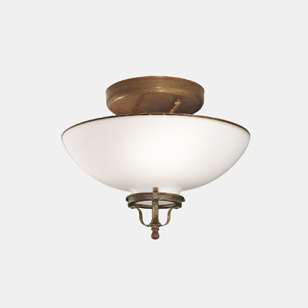 Country Ceiling Lamp - B