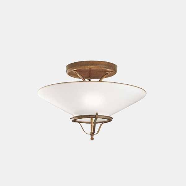 Country Ceiling Lamp - C