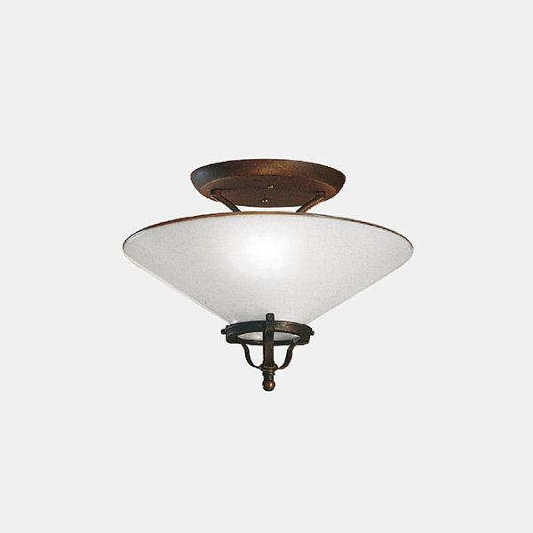 Country Ceiling Lamp - D