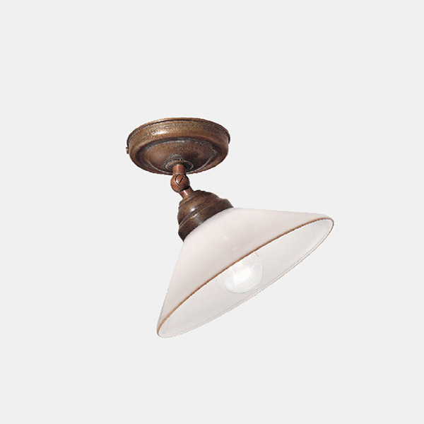 Country Ceiling Lamp - E