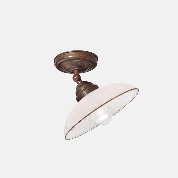 Country Ceiling Lamp - F