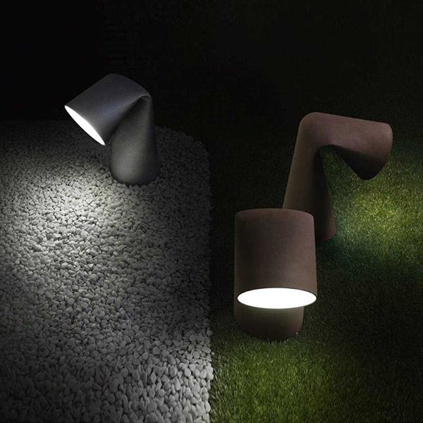 Keirei Outdoor Floor Lamp