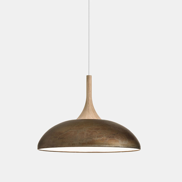 Sombrero Suspension Lamp - B