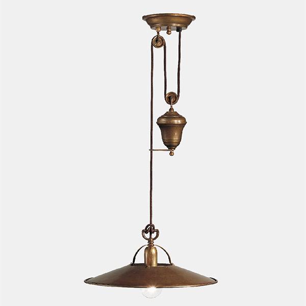 Poggio Rise & Fall Suspension Lamp