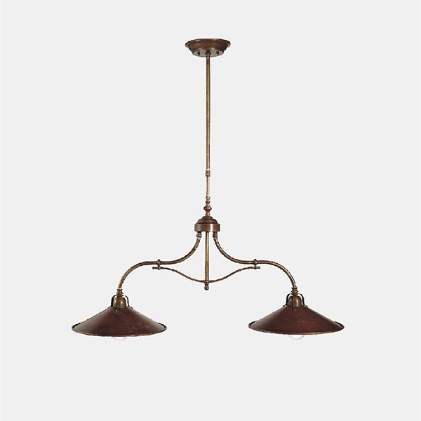 Poggio Double Suspension Lamp