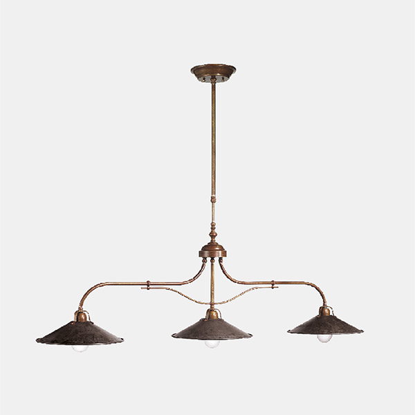 Poggio Triple Suspension Lamp