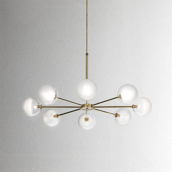 Molecola Suspension Lamp - B