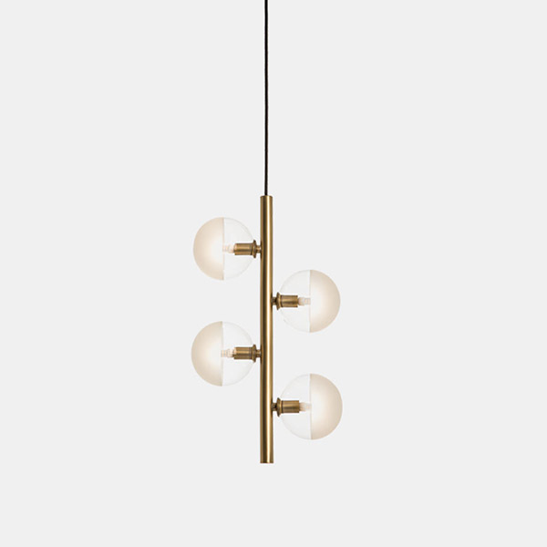 Molecola Suspension Lamp - C