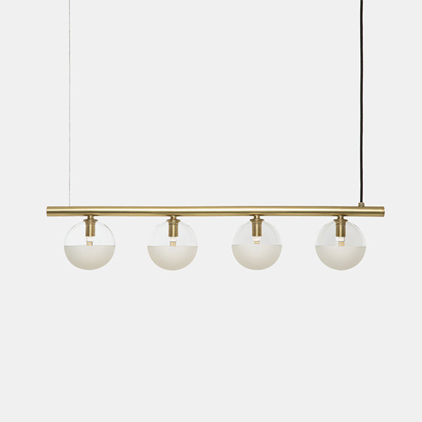 Molecola Suspension Lamp - D