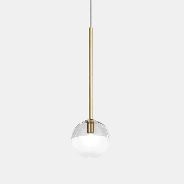 Molecola Suspension Lamp - F