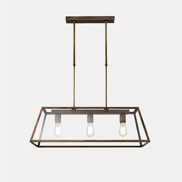 London Suspension Lamp - A
