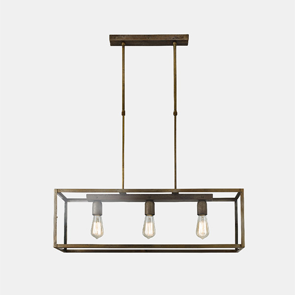 London Suspension Lamp - B
