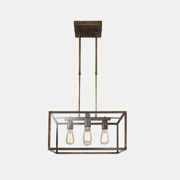 London Suspension Lamp - C