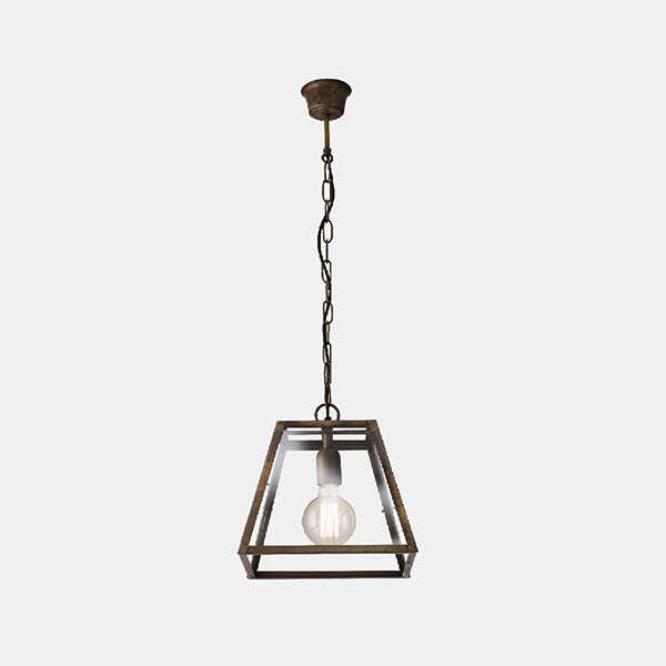 London Suspension Lamp - E