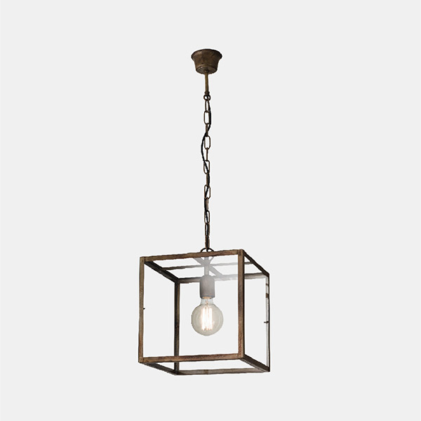 London Suspension Lamp - F
