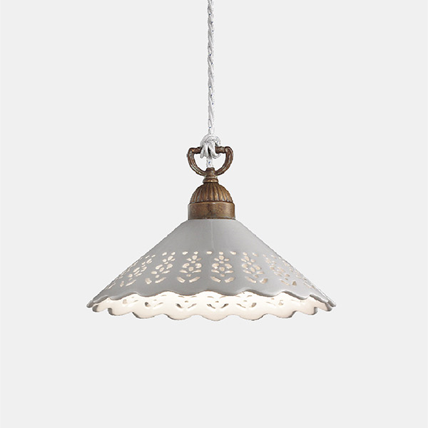Fior Di Pizzo Medium Suspension Lamp