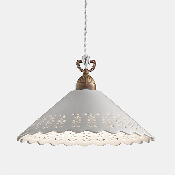 Fior Di Pizzo Large Suspension Lamp