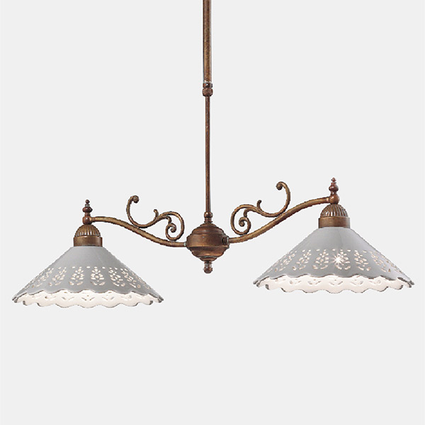 Fior Di Pizzo  Suspension Lamp - A
