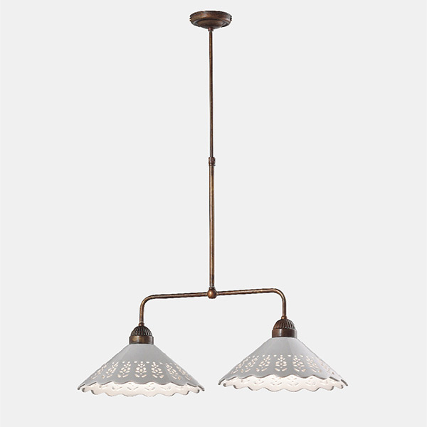 Fior Di Pizzo  Suspension Lamp - D