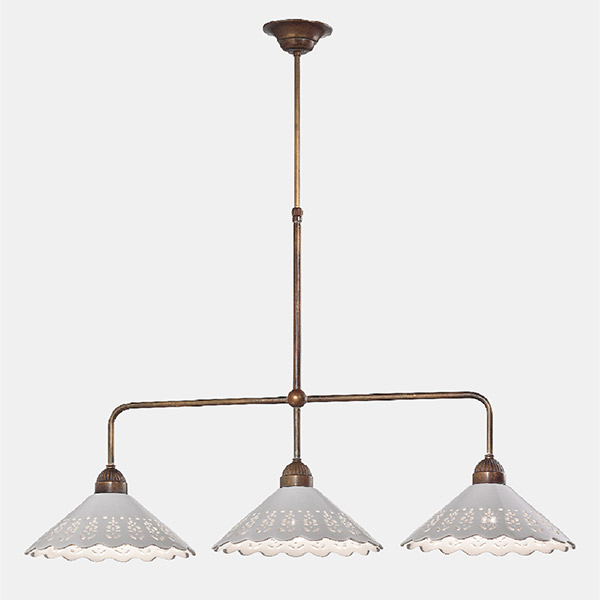 Fior Di Pizzo  Suspension Lamp - E