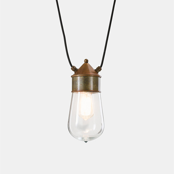Drop 1 Outdoor Suspension Lamp