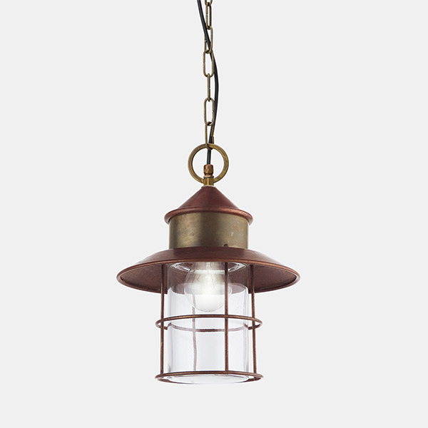 Granaio Outdoor Suspension Lamp