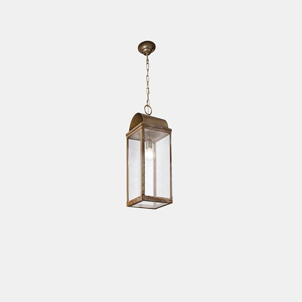 Lanterne 2 Outdoor Suspension Lamp