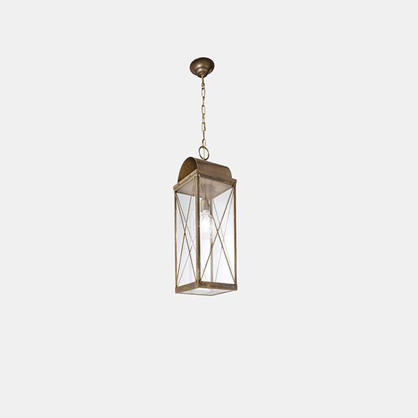 Lanterne 4 Outdoor Suspension Lamp