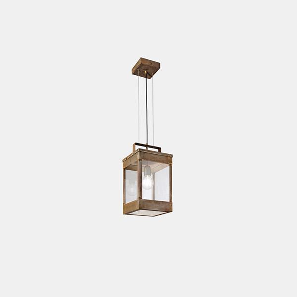 Lanterne 5 Outdoor Suspension Lamp