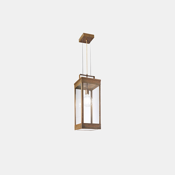 Lanterne 6 Outdoor Suspension Lamp