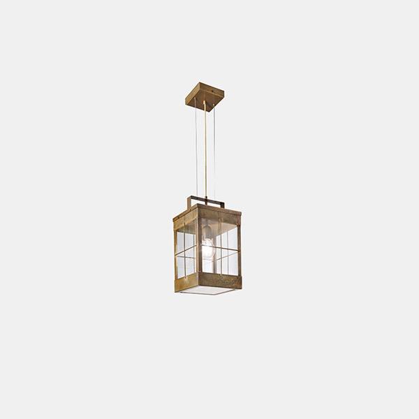 Lanterne 7 Outdoor Suspension Lamp
