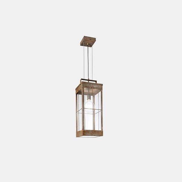Lanterne 8 Outdoor Suspension Lamp