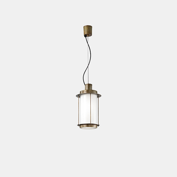Loggia Outdoor Suspension Lamp