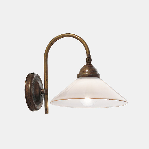 Country Wall Lamp - D