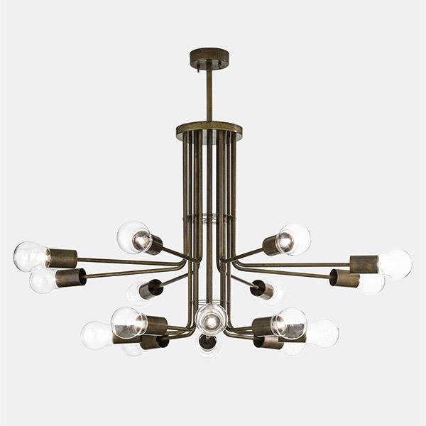 Astro Chandelier Lamp - D