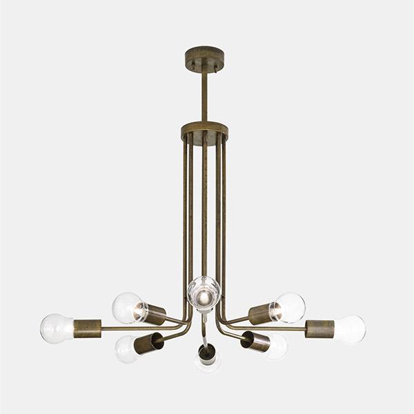 Astro Chandelier Lamp - C