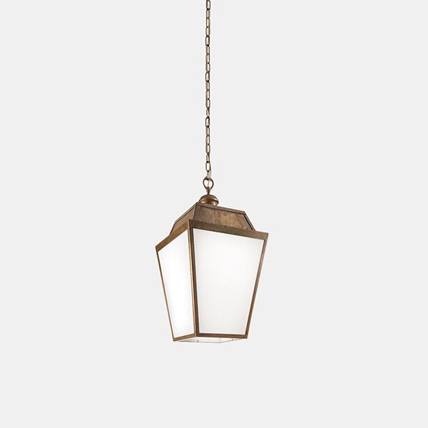 Quadro Outdoor Suspension Lamp